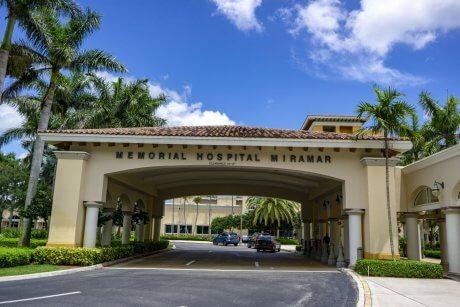 Memorial Miramar Hospital